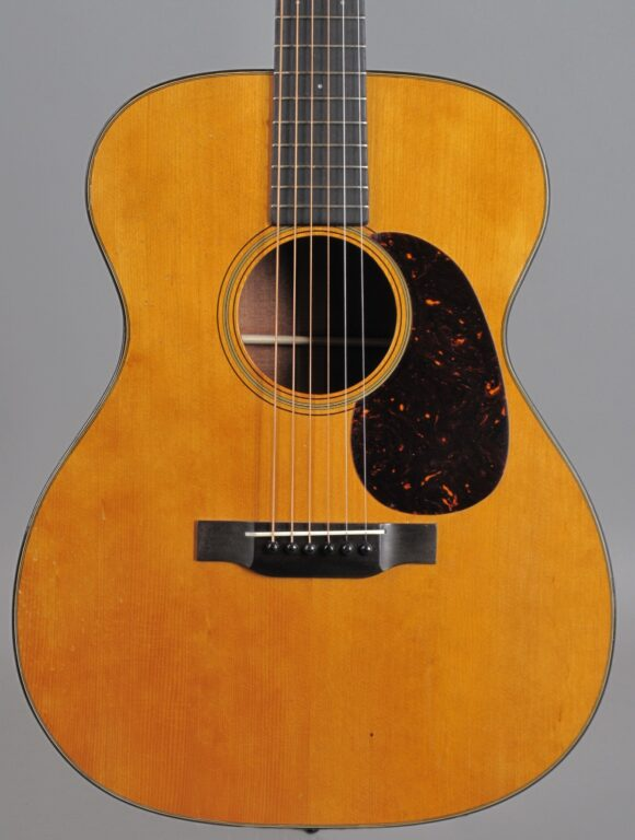 1934 Martin 000-18 - Natural