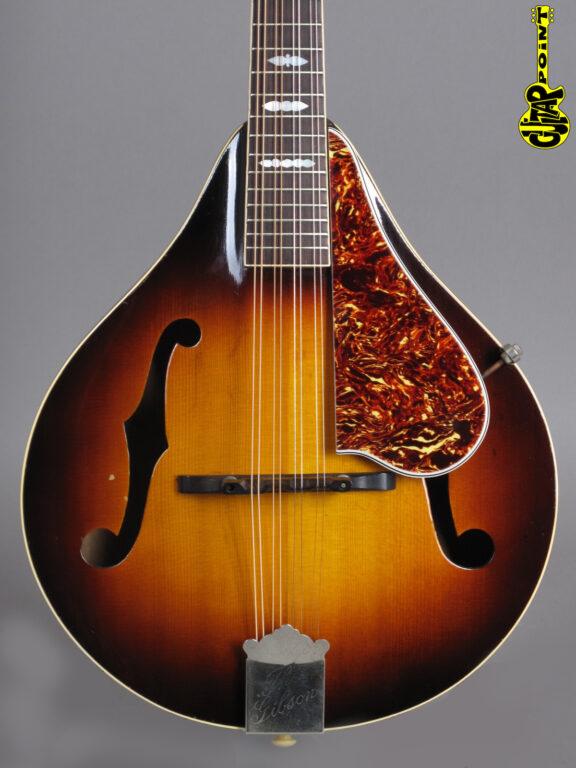 1939 Gibson A50 Mandolin
