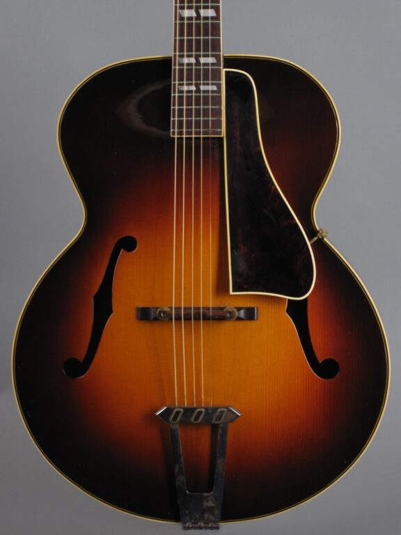 1941 Gibson L-12 - Sunburst