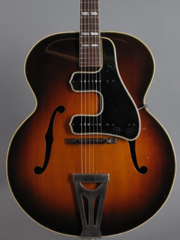 "1948 Gibson Super 300 Sunburst - w/ original ""McCarty unit"""