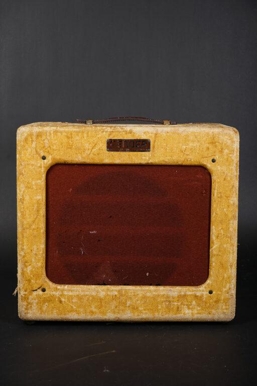 1949 Fender Deluxe 5A3 - Tweed TV Front