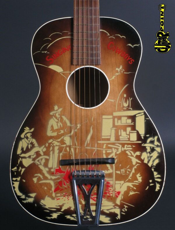1950 Harmony H1057 - Singing Cowboys