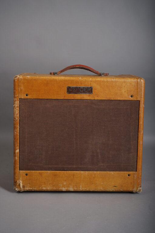 1953 Fender Deluxe 5C3 - Tweed