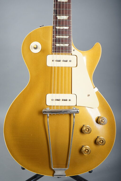 1953 Gibson Les Paul - Goldtop ...3,76kg