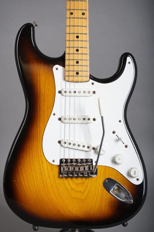 1954 Fender Stratocaster - Sunburst ...exc+