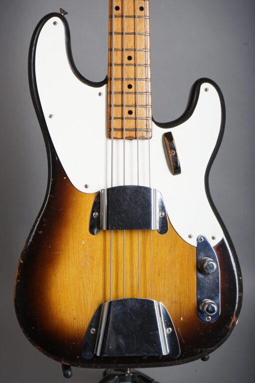 1956 Fender Precision Bass - Sunburst