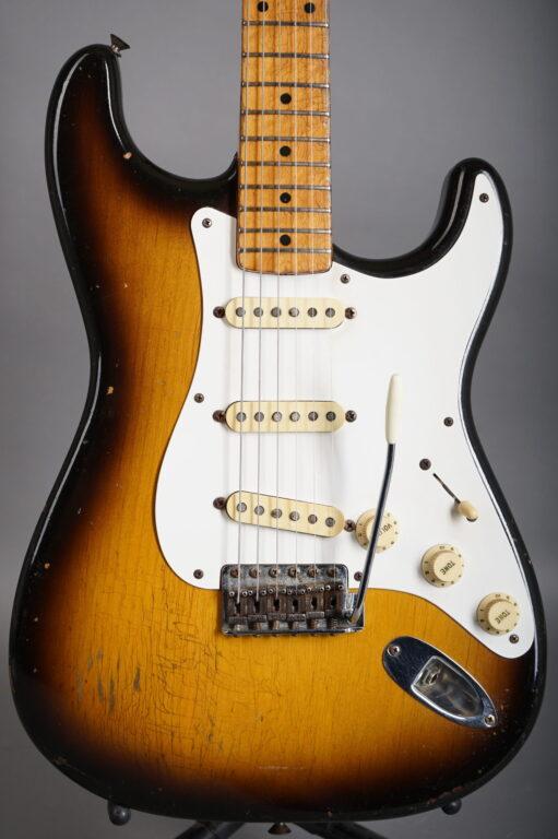 1957 Fender Stratocaster - Sunburst