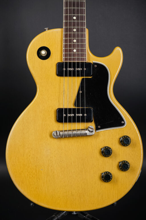 1957 Gibson Les Paul Special - TV Yellow