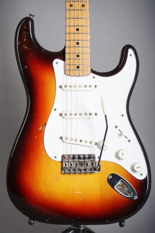 1958 Fender Stratocaster - Sunburst