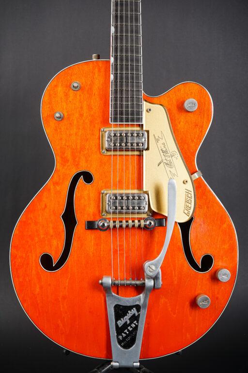 1958 Gretsch 6120 Chet Atkins - Orange