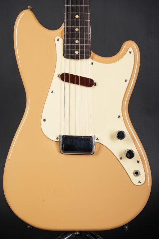 1959 Fender Musicmaster - Tan ...exc+