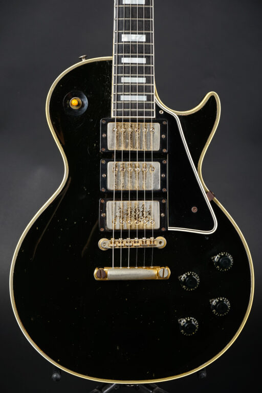 "1959 Gibson Les Paul Custom ""Black Beauty"""