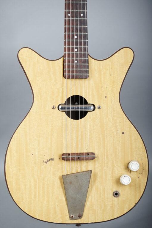 1960 Danelectro Convertible - White
