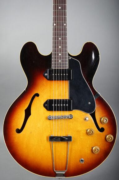 1960 Gibson ES-330 TD - Sunburst