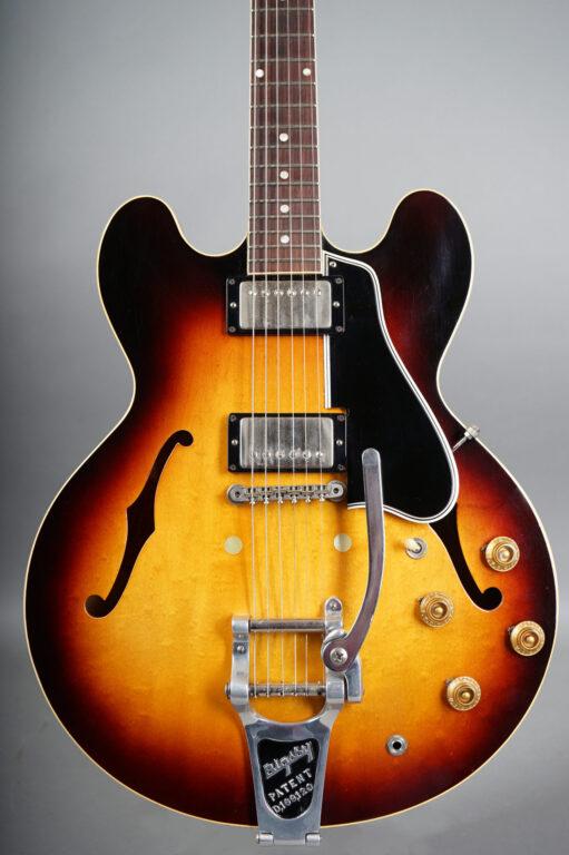 1960 Gibson ES-335 TD - Sunburst ...exceptional clean