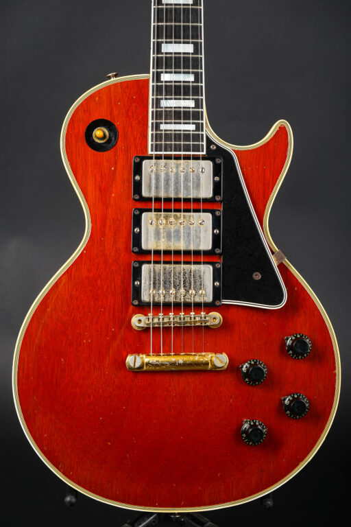 1960 Gibson Les Paul Custom - Cherry Red ...Super Rare
