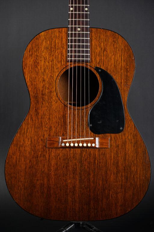1960 Gibson LG-0 - Natural