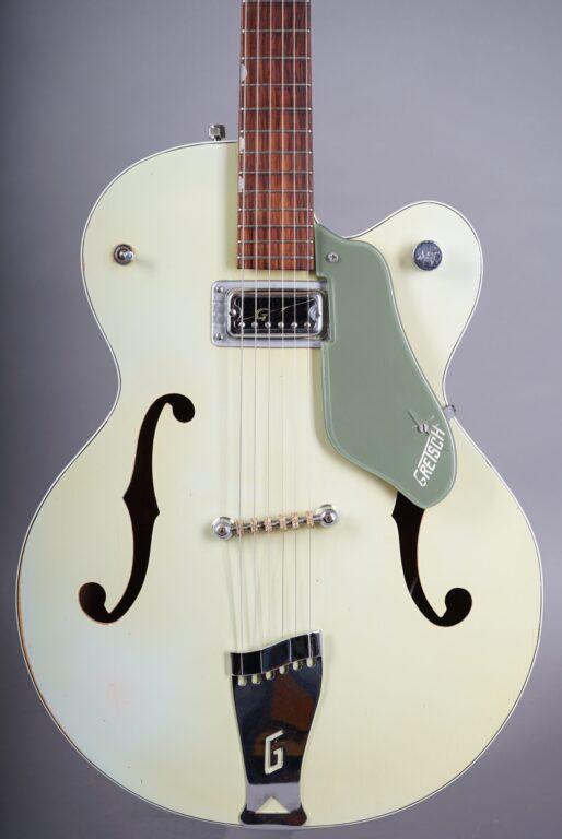 1960 Gretsch 6125 Anniversary – 2-Tone Smoke Green