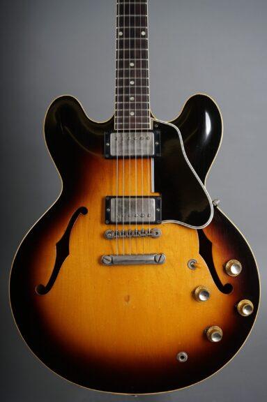 1961 Gibson ES-335 TD - Sunburst