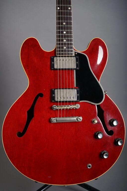 1961 Gibson ES-335 TDC - Cherry