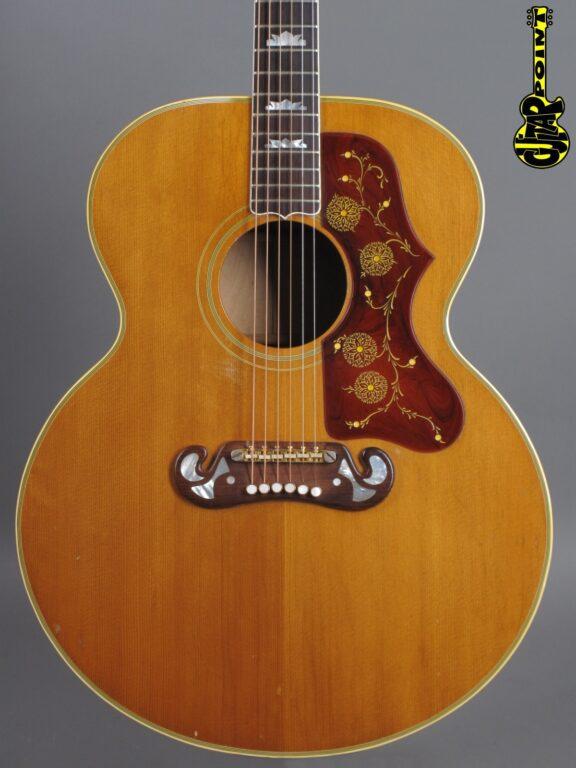 1961 Gibson J-200 - Natural