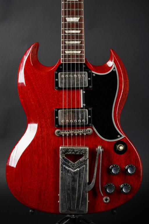 1961 Gibson Les Paul/SG Standard - Cherry ...near mint