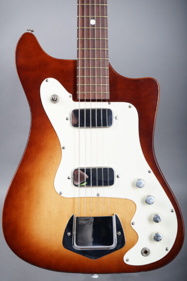 1961 Kay Vanguard K102 - Sunburst ...near mint