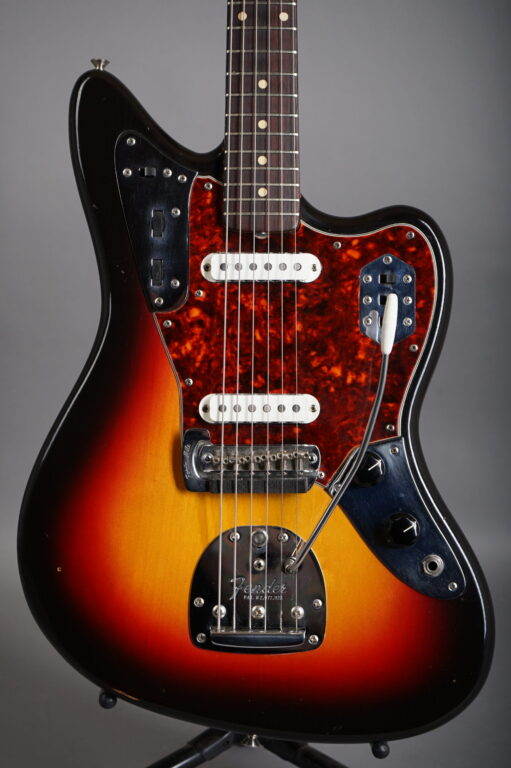 1962 Fender Jaguar - Sunburst