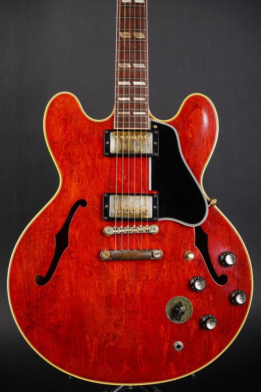 1962 Gibson ES-345TD - Cherry
