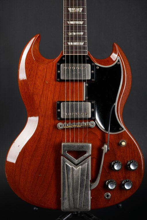 1962 Gibson Les Paul SG Standard - Cherry