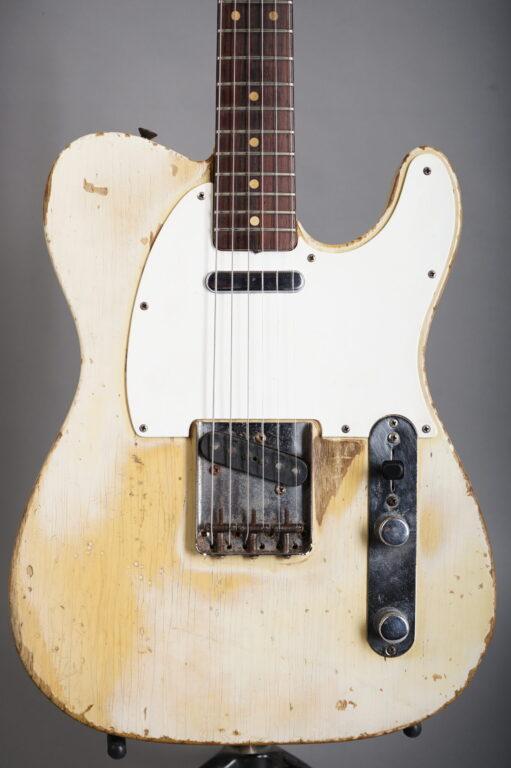 1963 Fender Esquire/Telecaster - Blond