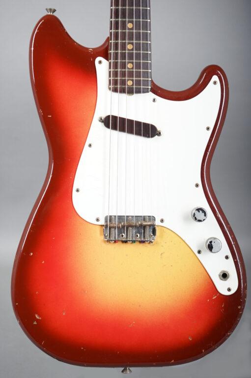 1963 Fender Musicmaster - Sunburst