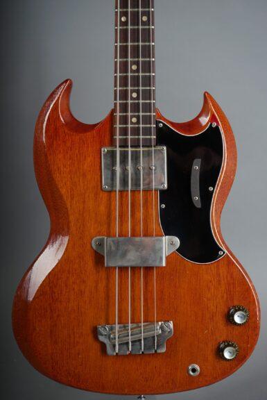 1963 Gibson EB-0 Bass - Cherry