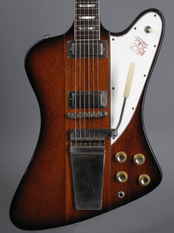1963 Gibson Firebird V - Sunburst - one of 62!