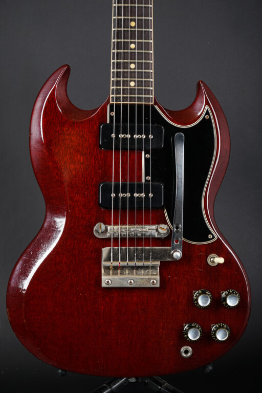 1963 Gibson SG Special - Cherry