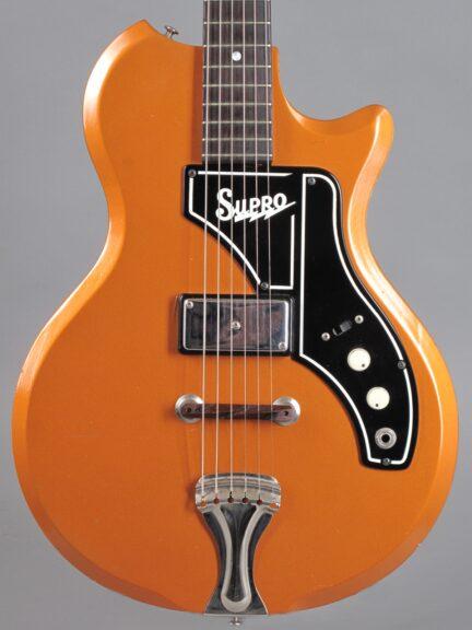 1962 Supro Ozark - Fire Bronze