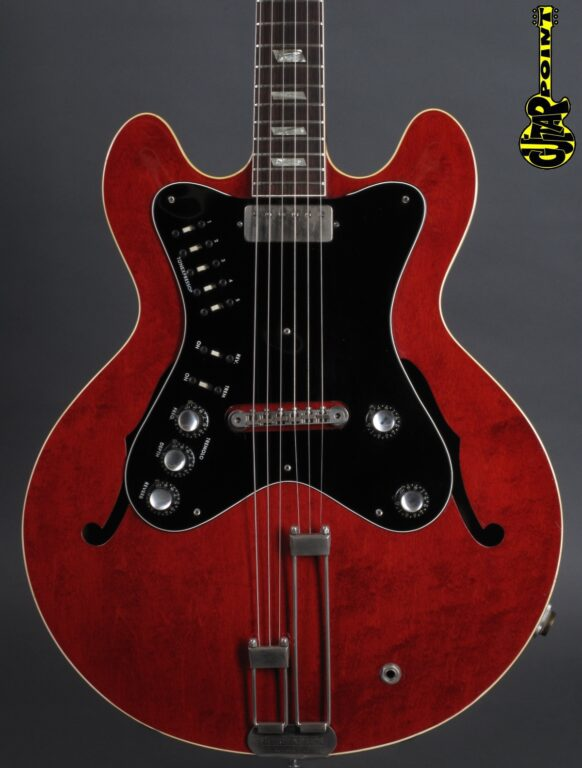 1964 Epiphone Professional - Cherry + Professional Amplifier