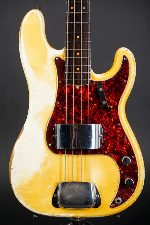 1964 Fender Precision Bass - Olympic White