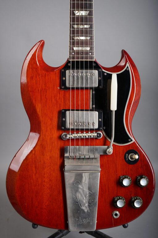 1964 Gibson SG Standard - Cherry