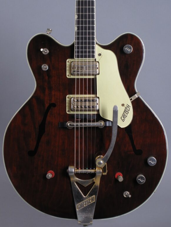 1964 Gretsch 6122 Country Gentlemen - Mahogany