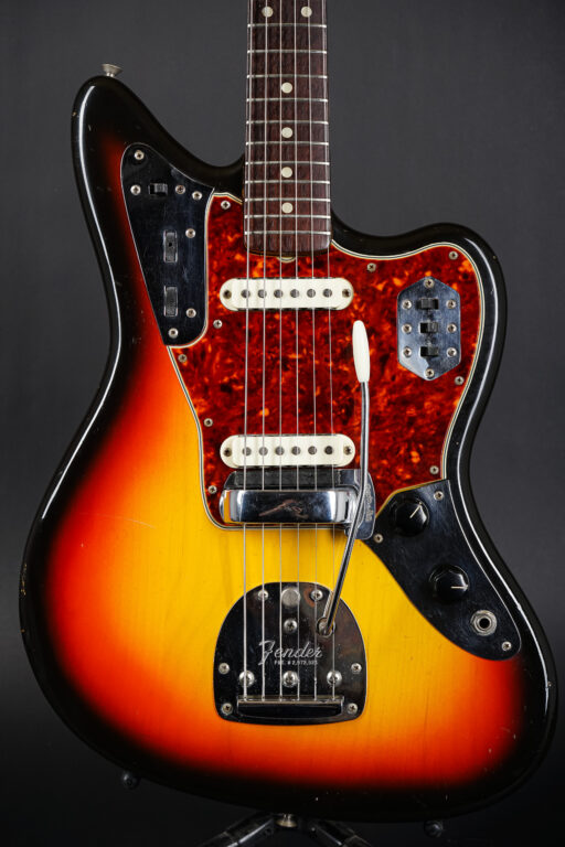 1965 Fender Jaguar - Sunburst