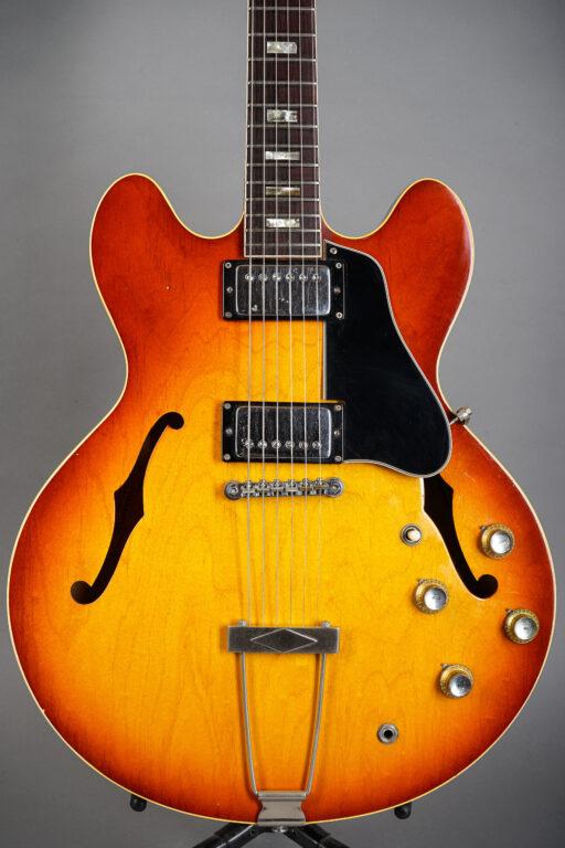 1965 Gibson ES-335 TD - Sunburst
