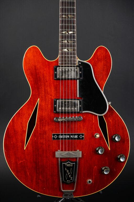 1965 Gibson Trini Lopez Standard - Cherry