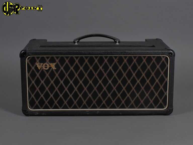 1965 Vox AC-50  All-tube amplifier