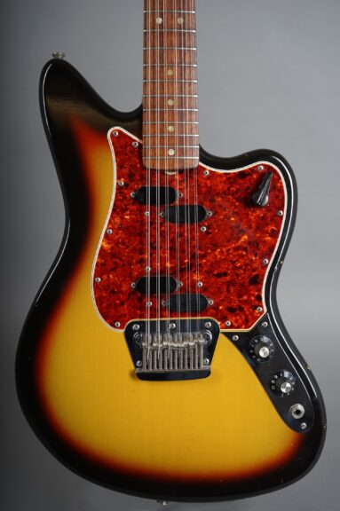 1966 Fender Electric XII 12 String - Sunburst