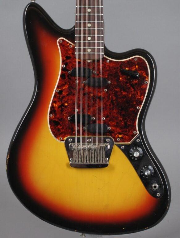 1966 Fender Electric XII - Sunburst