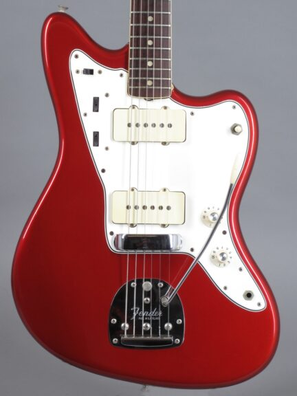 1966 Fender Jazzmaster - Candy Apple Red ...exc+