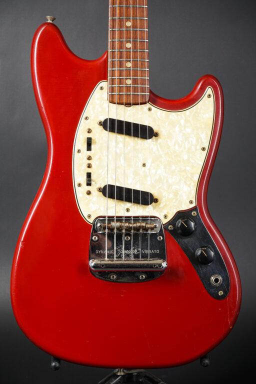 1966 Fender Mustang - Red