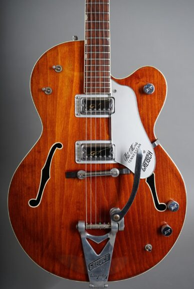 1966 Gretsch Chet Atkins 6119 Tennessean - Walnut