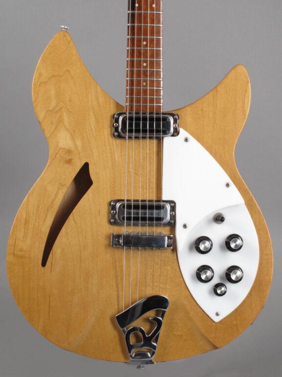 1966 Rickenbacker 330 - Mapleglo